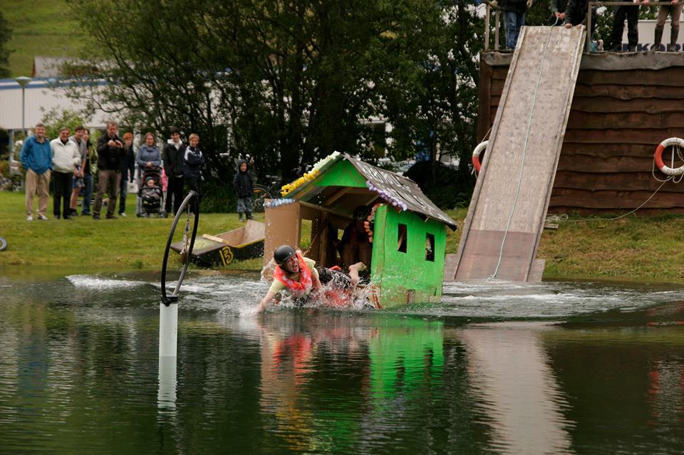 Brøvøll ladar opp før festivalen fram i dalen, 28.-29. juni. (Foto: Foto Per Magne Drotninghaug)
