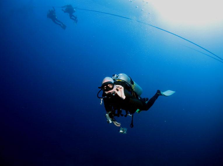 Egypt-Dykkerweb